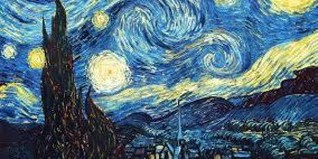 Paint Starry Night! Battersea, Friday 12 July tickets