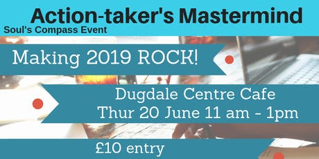 Wellbeing Action-taker's Mastermind (London) tickets