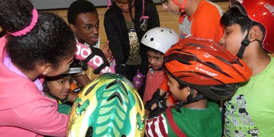 Queensmere Observatory, Saturday School Skate Club - Intermediates