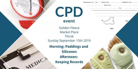Foot Care CPD September 2019 tickets