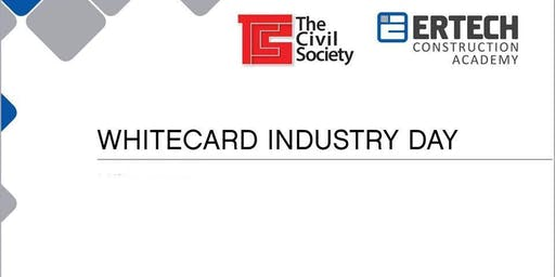 TCS & Ertech Presents: White Card Industry Day