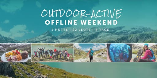 August Outdoor Active Hütte
