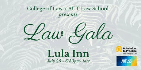 AUT Law Gala tickets