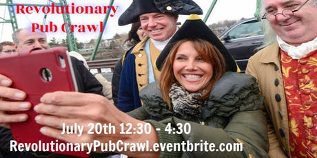 Revolutionary Pub Crawl tickets