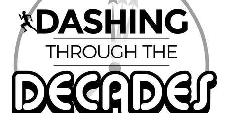 Dashing Through the Decades 5K tickets
