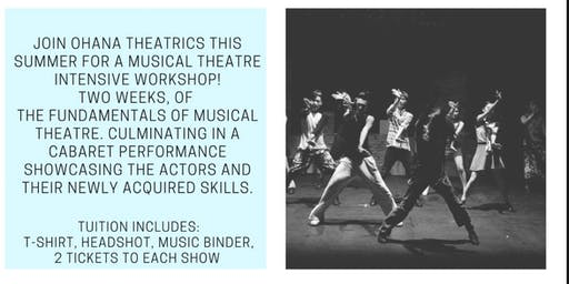 Musical Theatre Summer Intensive