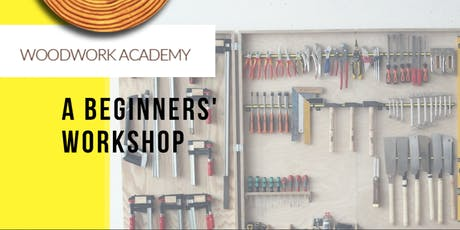 Working with Wood - A Beginners' Workshop tickets