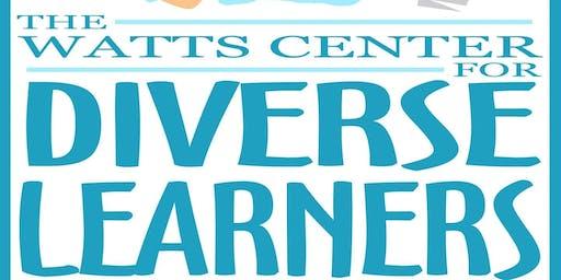Watts Center Homeschool class information night