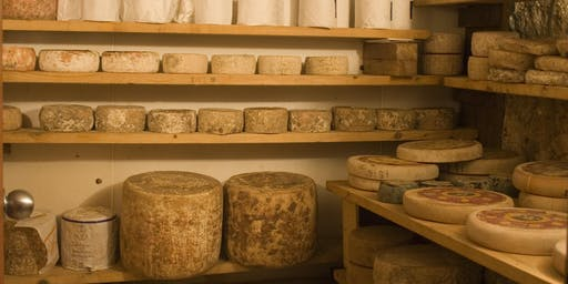 Brave the Caves: An Underground Cheese Lesson - July 2019