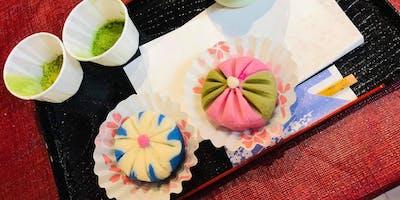 Célébrer la fête des mères Atelier Wagashi (sucrerie végane & Matcha)
