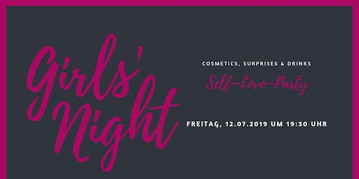 Girls Night – Self–Love–Party