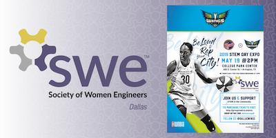 Volunteer for Dallas Wings STEM Expo!