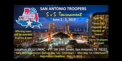 San Antonio Troopers 5 on 5 Tournament
