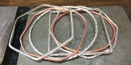 Silver Bangle Workshop tickets