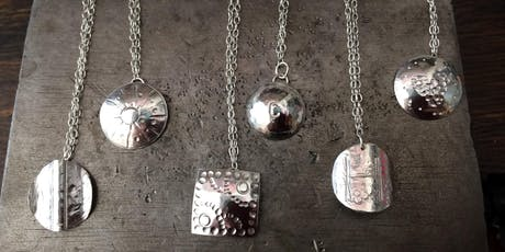 Silver Earring or Pendant Making tickets