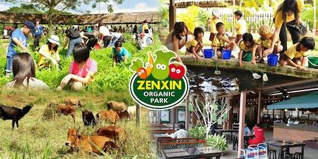 GoPasar - Zenxin Organic Park 1-Day Eco-Tour tickets