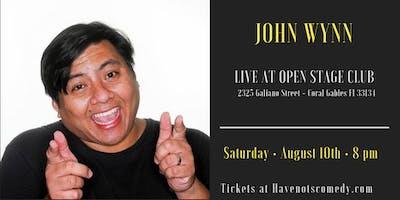 Have-Nots Comedy Presents John Wynn