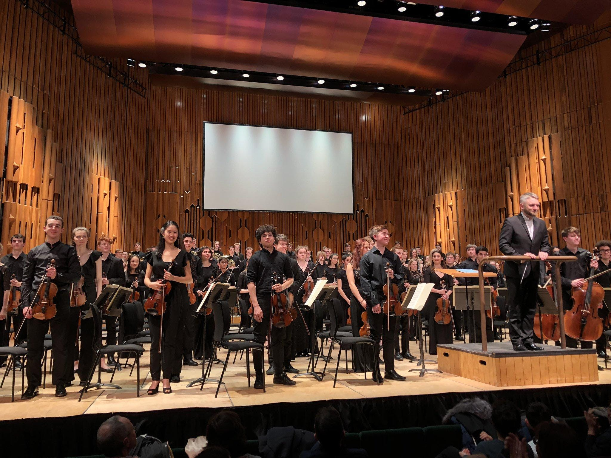 National Youth Orchestra Fundraising Recital