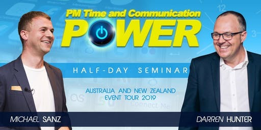 PM Time and Communication Power - Sydney