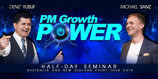 PM Growth Power - Melbourne