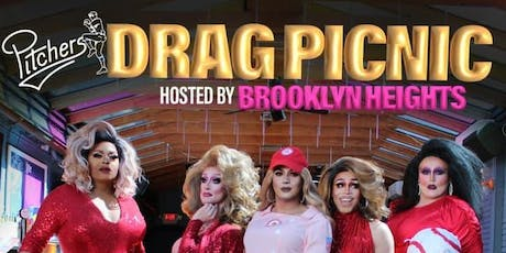 Pitchers and A League Of her Own Charity Employee Drag Picnic tickets