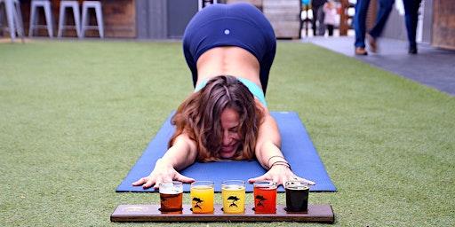 Beer  Yoga - Long Beach