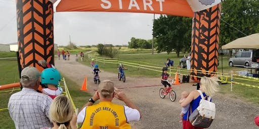 Kid's Bicycle Safety Rodeo & Race | Free Safety Helmets!
