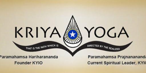 Ancient, Scientific Teachings of Kriya Yoga