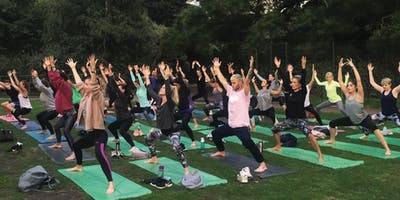 SUNSET YOGA & LIVE JAZZ // WONDERFUL WEDNESDAY'S!!