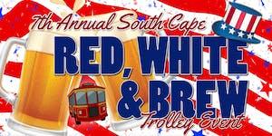 Red, White & Brew Trolley Event (Pub Crawl)