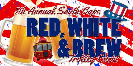 Red, White & Brew Trolley Event (Pub Crawl) tickets