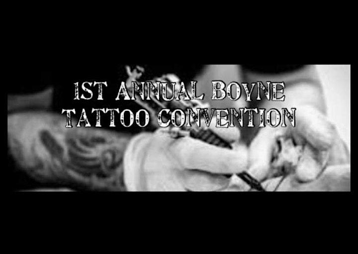 Boyne  Tattoo Convention image