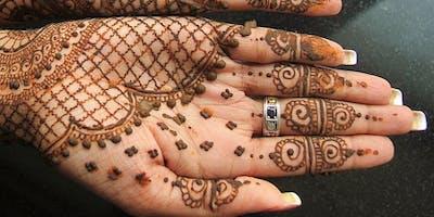 Learn Henna Tattoo Thunder Bay Friday, 17 May - Events
