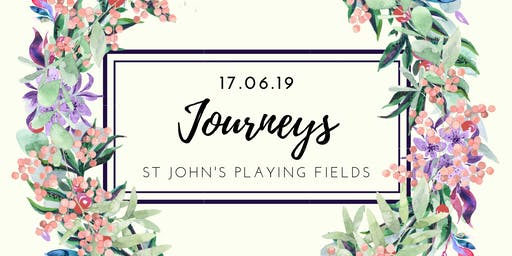 Journeys // Garden Party