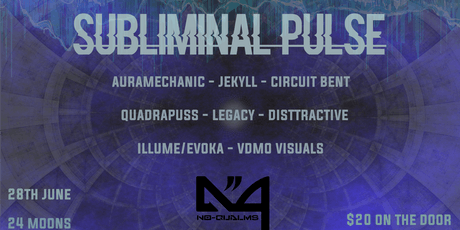 Subliminal Pulse tickets