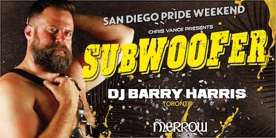 SubWOOFer - San Diego Pride 2019