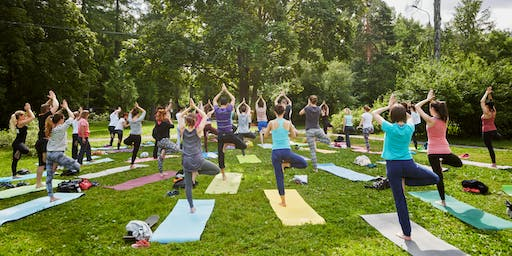 Thrive Yoga Festival