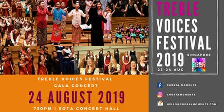 Treble Voices Festival 2019 - Gala Concert tickets