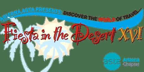 Arizona ASTA Fiesta in the Desert XVI 2019 Friday Presentation Trainings tickets