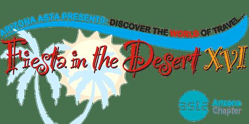 Arizona ASTA Fiesta in the Desert XVI 2019 Friday Presentation Trainings
