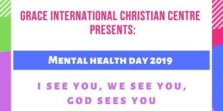 Mental Health Day 2019 (MHD2019) tickets