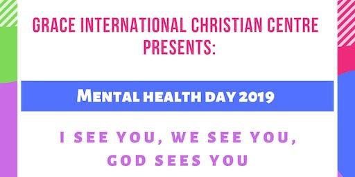 Mental Health Day 2019 (MHD2019)