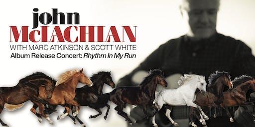 John McLachlan Trio in Concert
