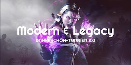 Modern & Legacy - Dankeschön Turnier 2.0 Tickets