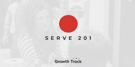 Serve 201 tickets