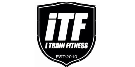 I Train Fitness- Body Composition Testing tickets