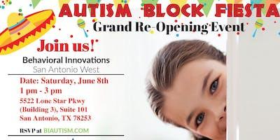 Grand Re-Opening: Autism Fiesta Block Party