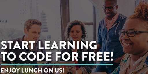 Free Intro to Coding Lunch and Learn
