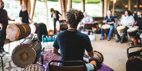 Drumming Workshop - Channel your Inner Rhythm  And Boost your Mental Health tickets