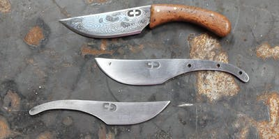 Damascus Steel Knifemaking Class